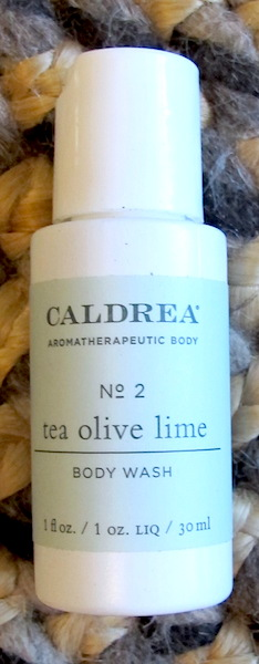 Caldrea Body Wash in Tea Olive Lime