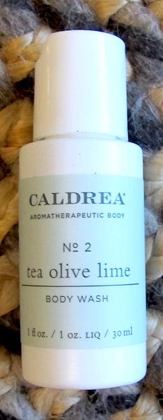 Caldrea Body Wash in Tea Olive Lime