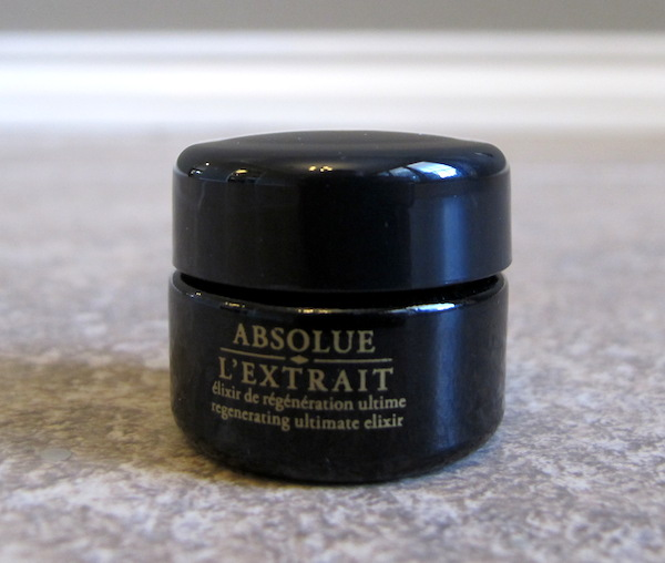 Lancome Absolue L'Extrait Regenerating Ultimate Elixir 0.17 oz, $36.00 value