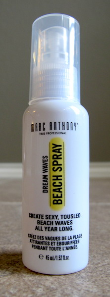 Marc Anthony Dream Waves Beach Spray 1.52 oz, $3.25 value