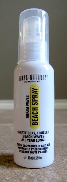 Marc Anthony Dream Waves Beach Spray 1.52 oz, $3.25 value