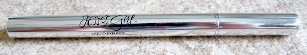 Jesse's Girl Waterproof Liquid Eyeliner, Full size 0.17 oz, $6.99 value