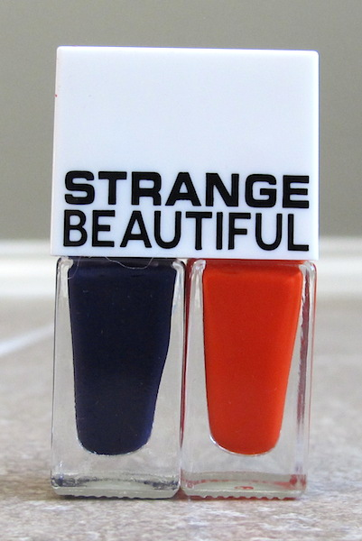 StrangeBeautiful Colorbloc 2 x 0.15 oz, $18.00 value