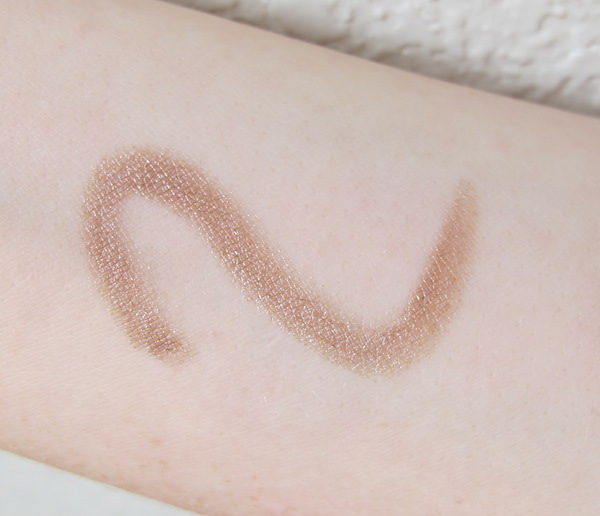 Sumita Beauty Champagne Eye Shadow Pencil Swatch