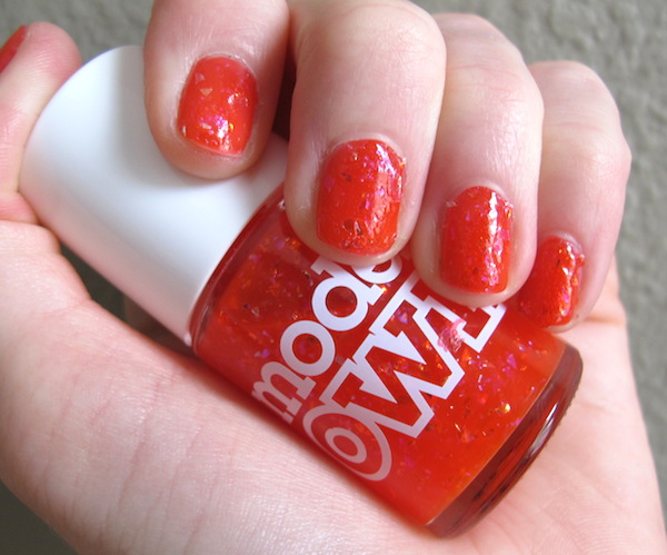 Models Own Nail Polish in Red Sea , Full size 0.47 oz, $8.52 value