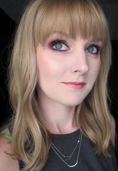 Benefit Cosmetics CORALista on Face