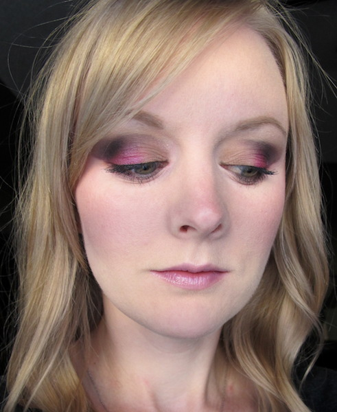Urban Decay Electric Pressed Pigment Palette and Naked Basics Palette: Jilted, Venus, Foxy, Naked 2, Crave