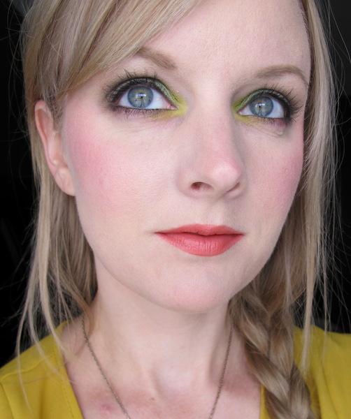 Lipstick Queen Liptropolis in Upper East Side on Face