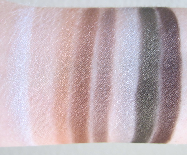 Lorac Pro Palette 2 Shimmer Swatches