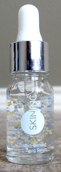 Skin Inc. Custom-Blended Anti-Aging Serum, Full size 0.34 oz, $45.00 value