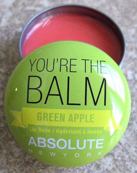 Absolute Lip Balm in Green Apple 0.42 oz, $3.00 value