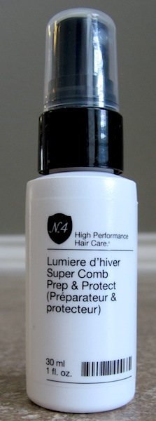 Number 4 Hair Care Number 4 Super Comb Prep & Protect 1 oz, $4.73 value