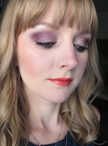 Kat Von D Chrysalis Eyeshadow Palette in Lunar Lights, Lucid, Hybrid Moments, Mezzanine, Transition, Melancholia