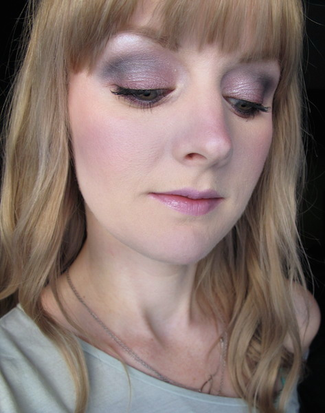 Kat Von D Chrysalis Eyeshadow Palette in Lunar Lights, Lucid, Mezzanine, Transition, Tornay