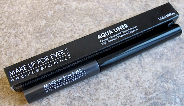 Make Up For Ever Aqua Liner #15-Iridescent Anthracite