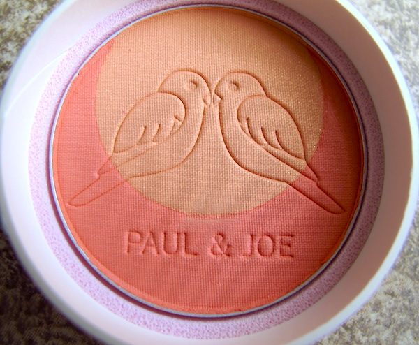 PAUL & JOE Limited Edition Color Face Powder in Inseperables