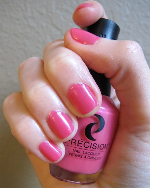 Precision Nail Lacquer by Lamoon Beauty in Can You Keep a Secret?, Full size 0.55 oz, $5.95 value