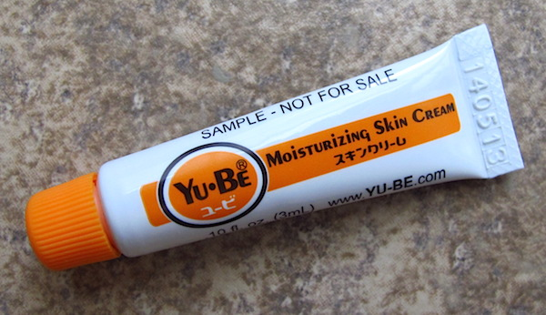 Yu-Be Moisturizing Skin Cream 0.10 oz, $1.28 value