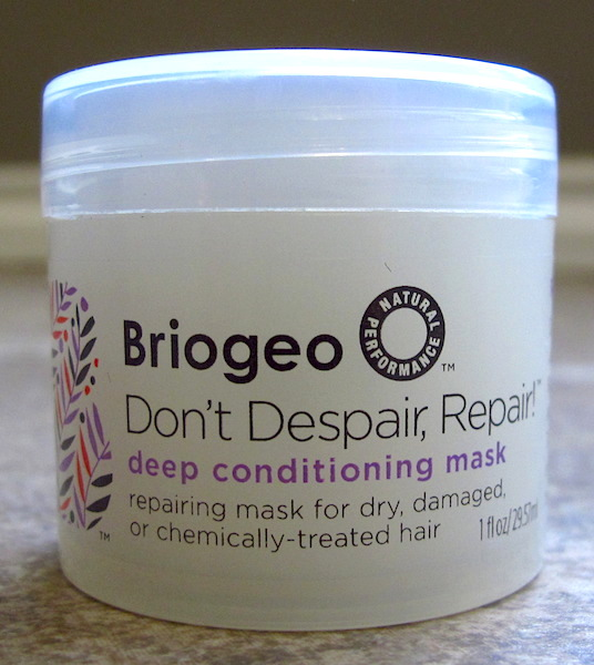 Briogeo Don't Despair, Repair! Deep Conditioning Mask 1 oz, $4.95 value