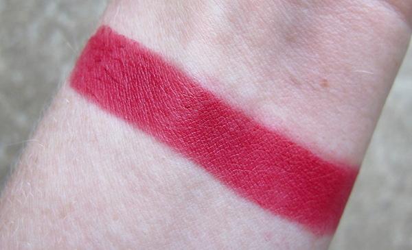 Hikari Lipstick Swatch in Cabernet