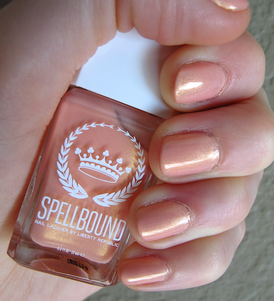 Liberty Republic Spellbound Nail Lacquer in Aura, $14.00 value