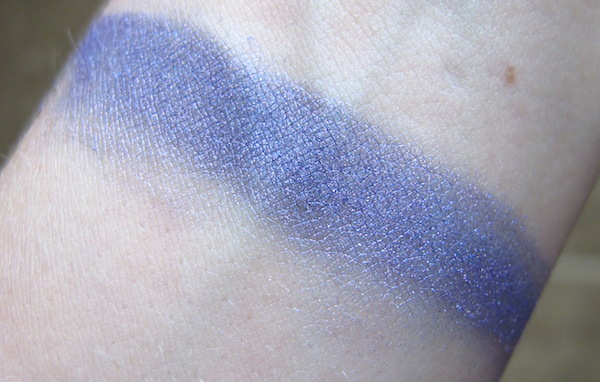 Marsk Mineral Eye Shadow Swatch in Orchid Glow