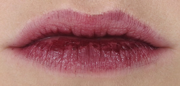 Vincent Longo Lip and Cheek Stain on Lips