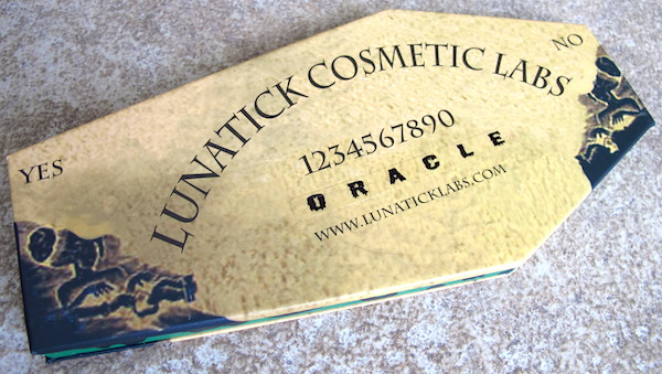 Lunatick Cosmetic Labs Oracle Palette