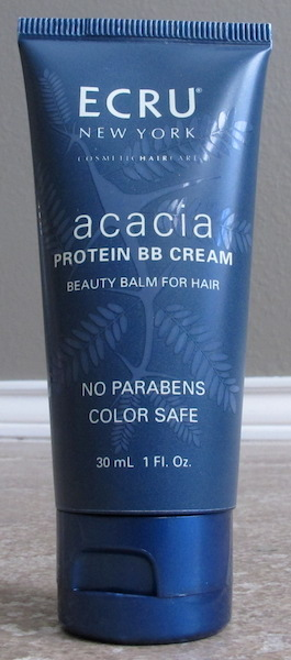 ECRU New York Acacia Protein BB Cream Beauty Balm for Hair 1 oz, $12.00 value