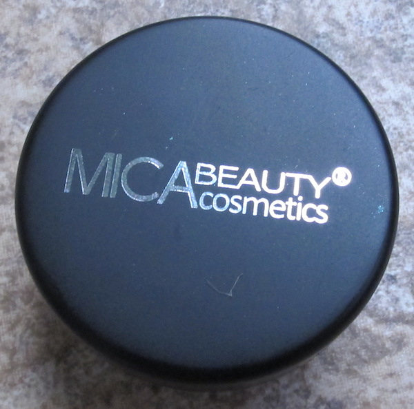 MicaBeauty Mineral Eye Shadow in Harlequin 0.1 oz, $14.95 value