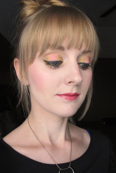 Lunatick Cosmetic Labs Oracle Palette in Spirit, Premonition, and Summon
