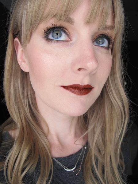 Portland Black Lipstick Company Lipstick in Blood Red