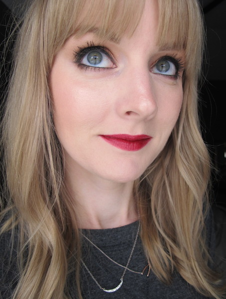 Portland Black Lipstick Company Lipstick in Bugs Blood