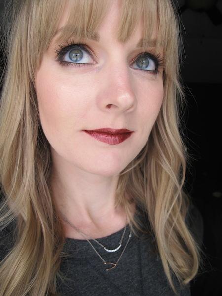 Portland Black Lipstick Company Lipstick in Irony