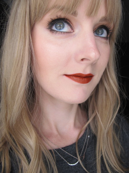 Portland Black Lipstick Company Lipstick in This Corrosion