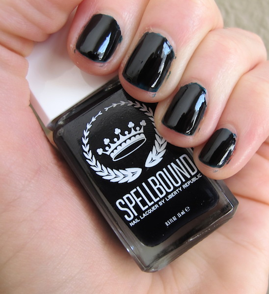 Liberty Republic Spellbound Nail Lacquer in Premonition