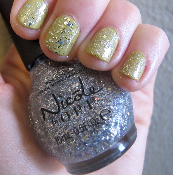 Nicole by OPI Nail Polish in Guys and Galaxies Full Size, $6.99 value