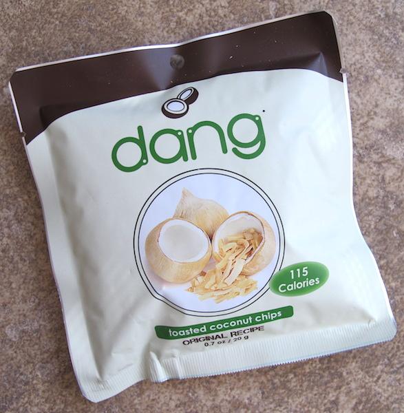 Dang Coconut Chips 0.7 oz, $1.47 value