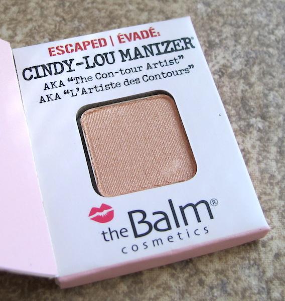 theBalm cosmetics Cindy-Lou Manizer 0.02 oz, $1.60 value