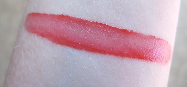 Cynthia Rowley Beauty Creamy Lip Stain Swatch in Hearthrob