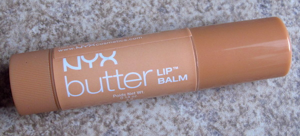 NYX Cosmetics Butter Lip Balm in Marshmallow Full Size, $4.00 value