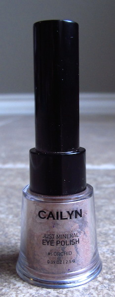 CAILYN Cosmetics Just Mineral Eye Polish in Orchid Full Size, $15.00 value