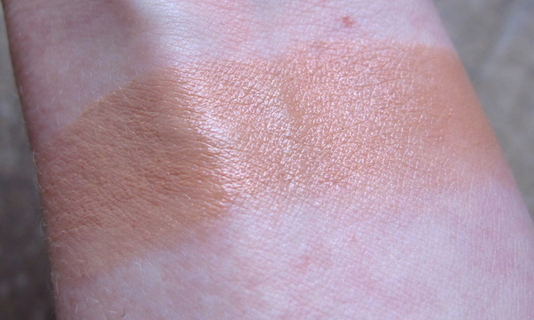 NYX Cosmetics Butter Lip Balm Swatch in Marshmallow