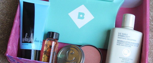 Birchbox April 2015 Mad Men-Inspired New York Box