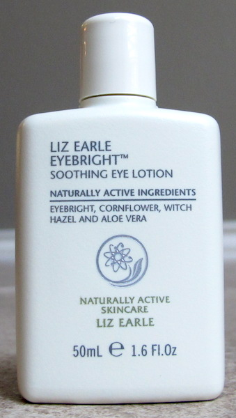 Liz Earle Eyebright Soothing Eye Lotion 1.6 oz, $7.89 value