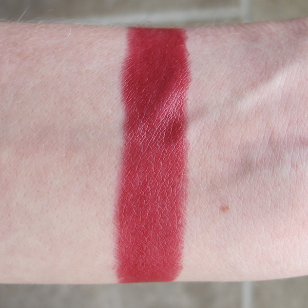 NARS Satin Lip Pencil Swatch in Hyde Park