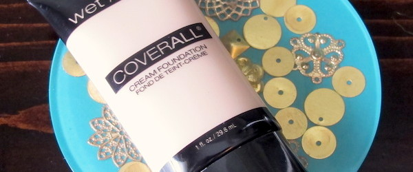 Wet n Wild Coverall Cream Foundation in 815 Fair