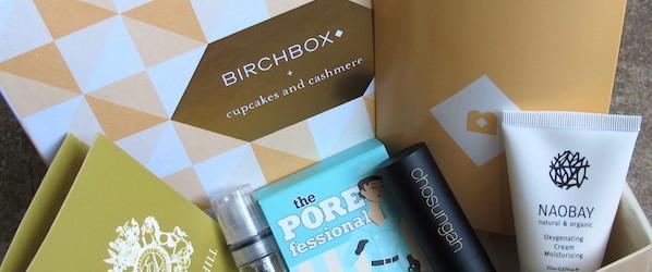Birchbox May 2015